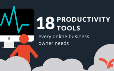 18 Productivity Tools Every online Business Owner Needs