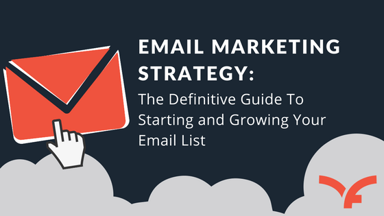 Email Marketing Strategy: The Definitive Guide To Starting and Growing Your Email List