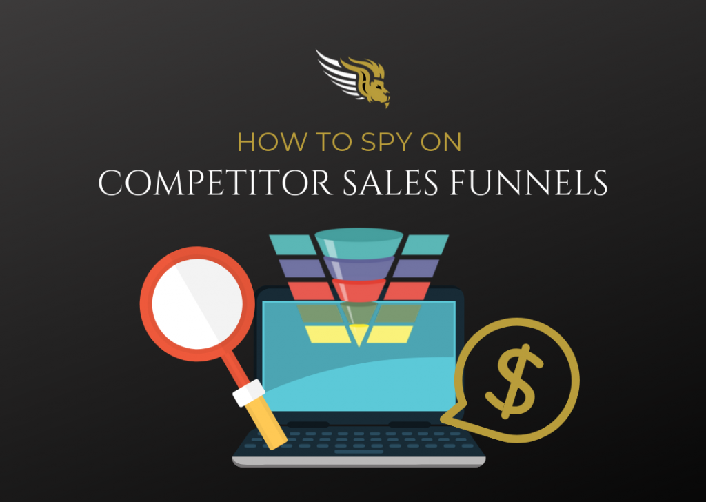 How To Spy On Competitor Sales Funnels