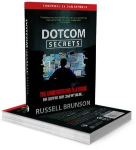 dotcome secrets book by russell brunson